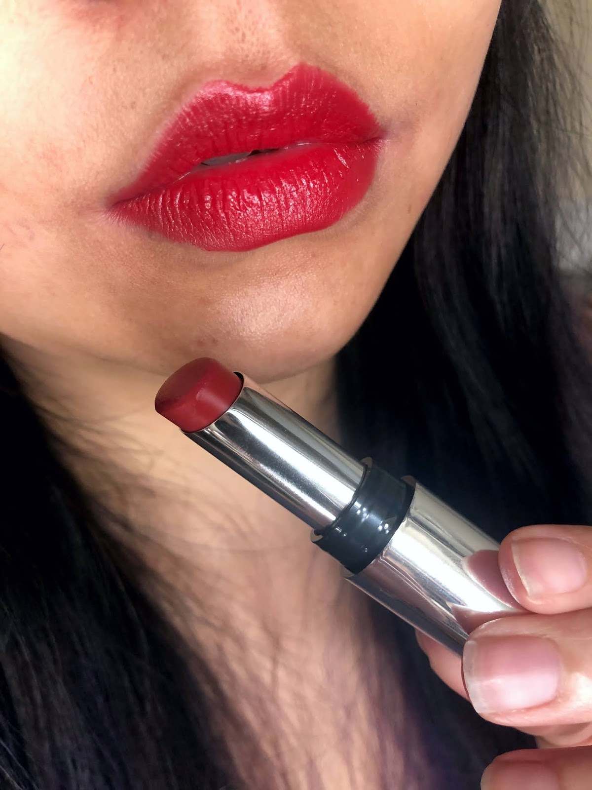 House of Sillage Diamond Powder Satin Lipstick Cruise Collection Review and Swatches