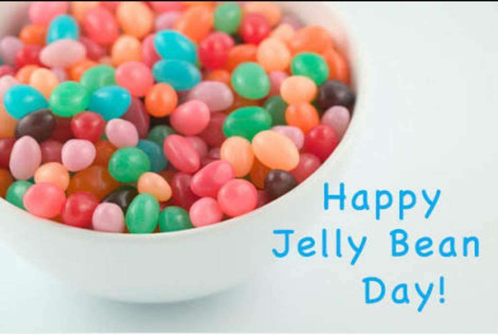 National Jelly Bean Day Wishes For Facebook