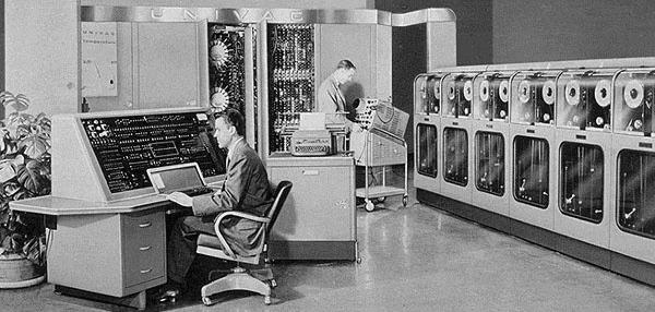 কম্পিউটারের প্রথম প্রজন্ম ১৯৪০-১৯৫৬ (Vacuum Tubes)