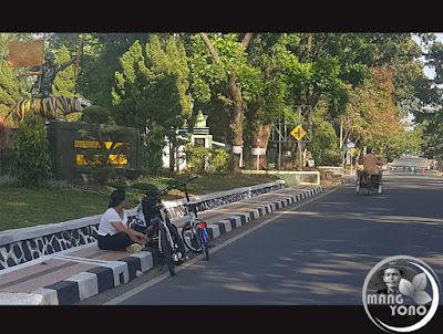FOTO 2 : Kodim 0605, Jalan Mayjen Sutoyo, Kabupaten Subang, Jawa Barat.