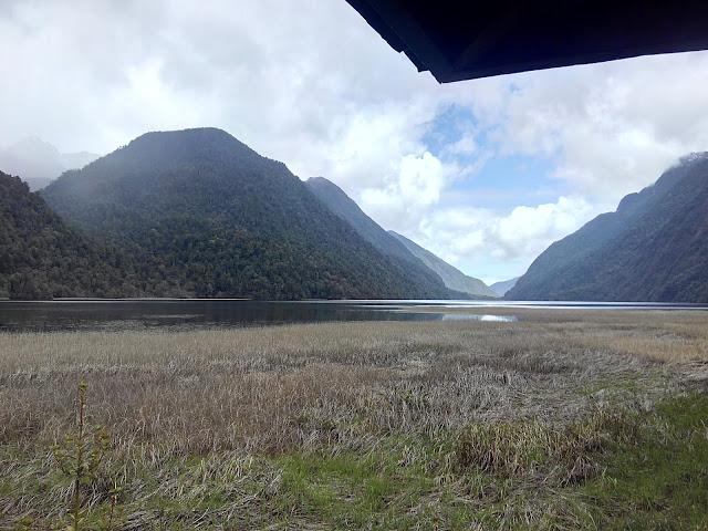 Lago Negro, Parque Pumalín, Chile