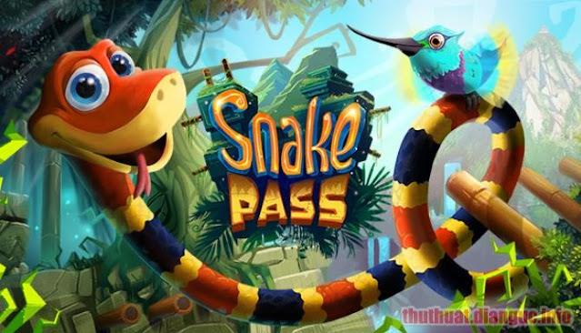 Download Game Snake Pass Full Crack
