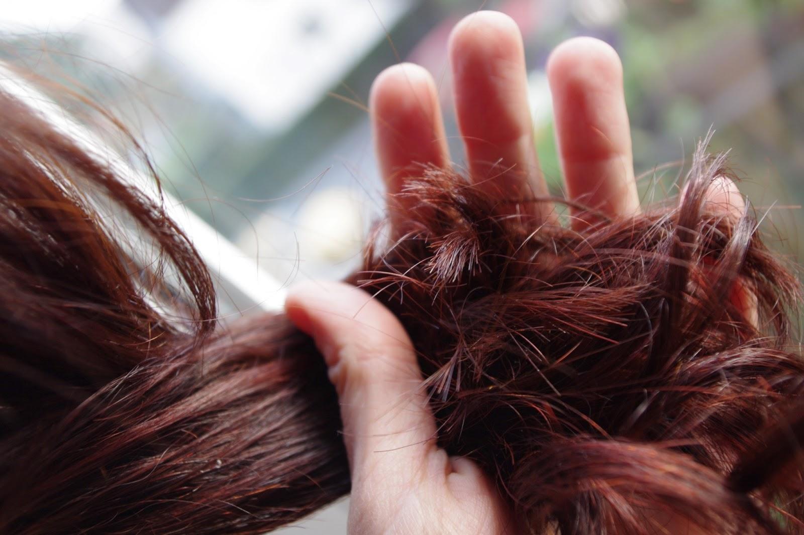 Hati Keseringan Menggunakan Cat Rambut Wanita Asal Cina Ini Henna Hobi Menyemir Di Salon Sejak 10 Tahun