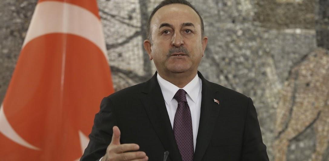 Στα Κατεχόμενα ο Τσαβούσογλου για την προετοιμασία της επίσκεψης Ερντογάν