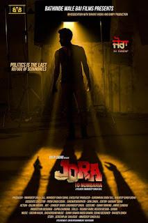 Jora 10 Numbaria 2017 Punjabi Movie HDRip [390MB]