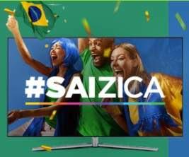 Promoção Magazine Luiza Copa do Mundo 2018 Troca Tv Velha Por Nova