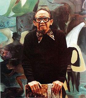 Potret Hendra Gunawan