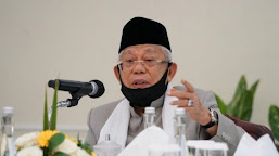 Ma'ruf Amin Dorong Pihak Swasta Turut Telibat Memajukan Pendidikan Bangsa