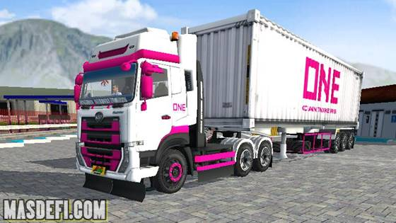 livery ud quester trailer kontainer one