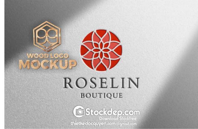 Free Realistic Logo Mockups Update free