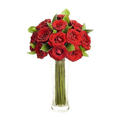 mawar merah dari flowersadviser