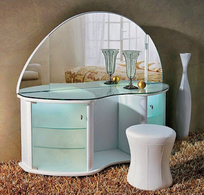 small corner dressing table designs ideas for modern bedroom interiors 2019