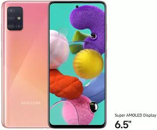Best Samsung Galaxy A51 Dual SIM 128GB 6GB RAM UAE 2020