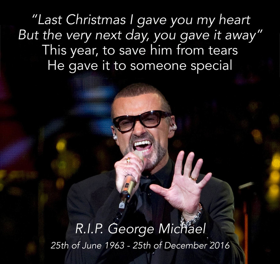 George Michael was found dead by his beau | InstaMag