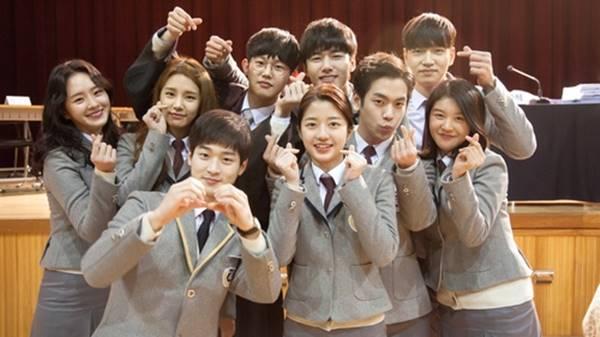 drama korea sekolah romantis