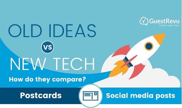 OLD IDEAS VS NEW TECH: HOW DO THEY COMPARE?