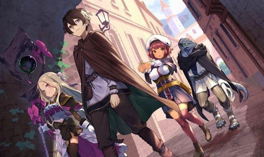 Bohaterowie anime Mahoutsukai Reimeiki