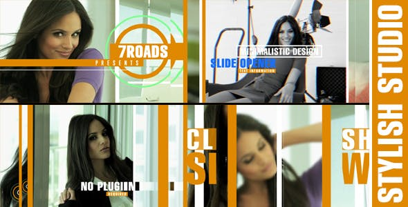 Stylish Studio[Videohive][After Effects][15859969]