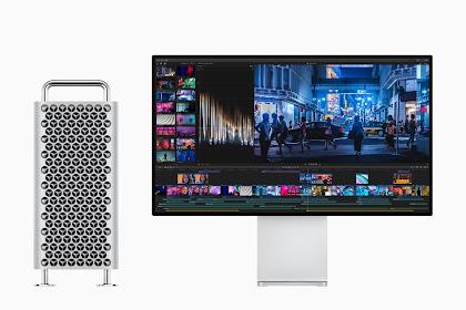Harga Apple Mac Pro 2019 Selangit !