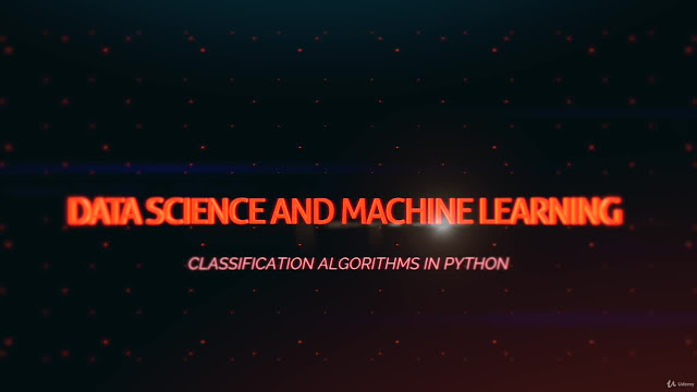 [2019] Machine Learning Classification Bootcamp in Python