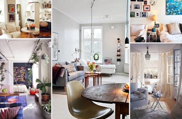 40+ Ιδέες διαμόρφωσης για ενιαίους χώρους - STUDIO