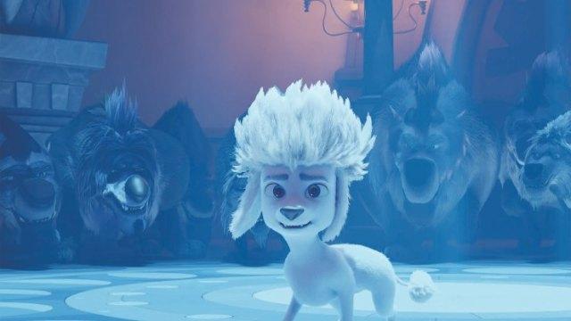 100% Wolf a wonderful family movie