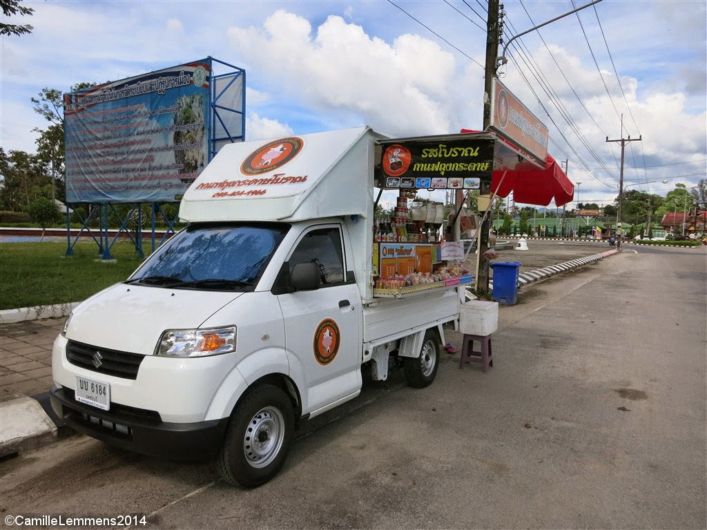 Food on Wheels, Takua Pa