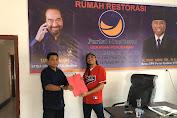 Setelah Gerindra, Imam Sofyan Mendaftar di NasDem