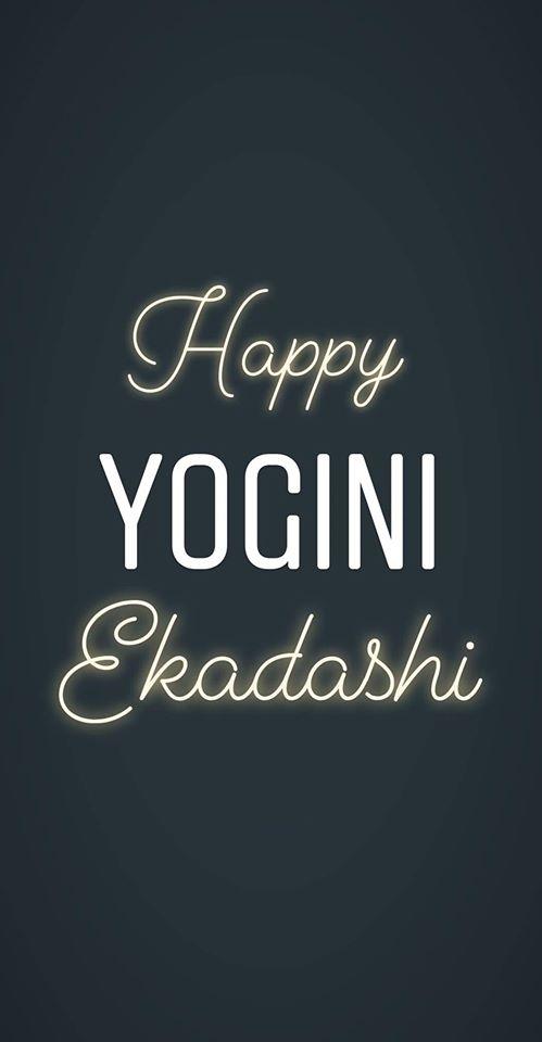 Yogini Ekadashi
