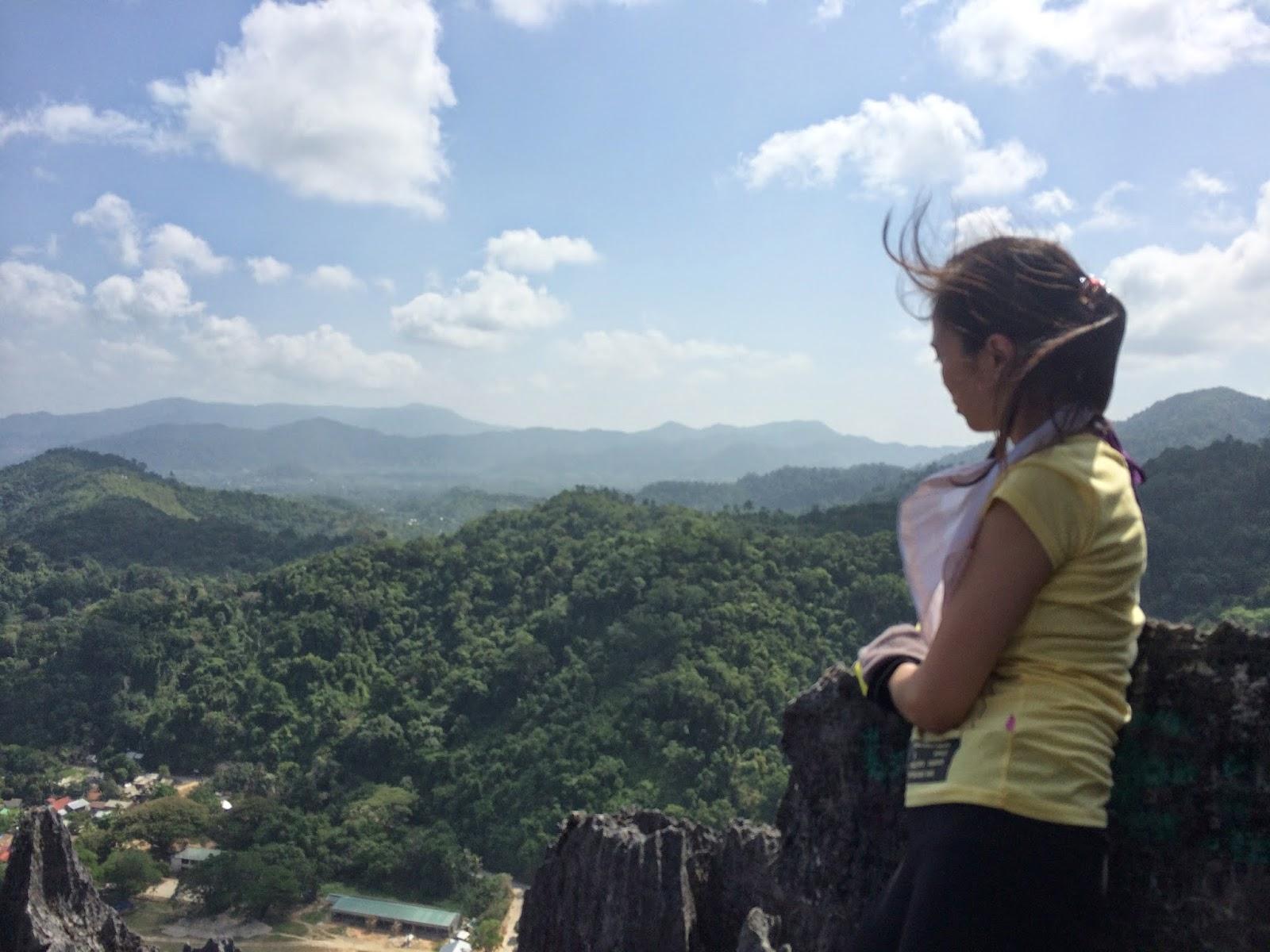 Taraw Cliff El Nido Palawan, Rock Climbing