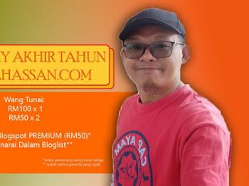 Mrs. A Join Giveaway Akhir Tahun Hasrulhassan.com