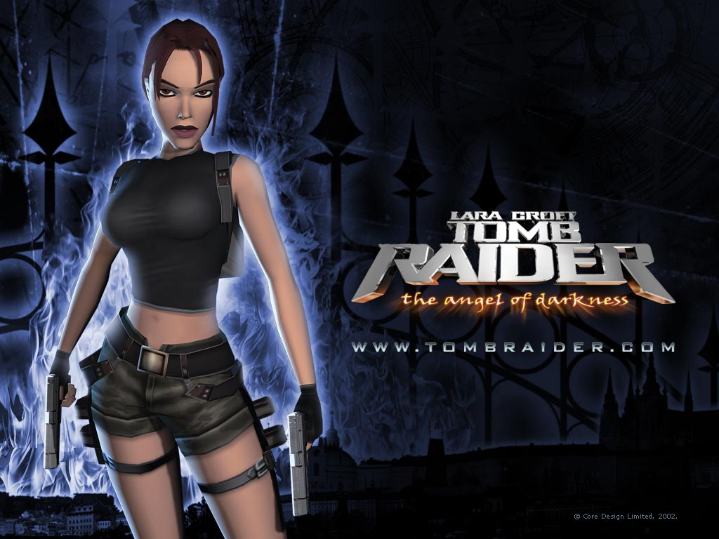 تحميل لعبة تومب رايدر الجزء السادس ( ملاك الظلام ) - Tomb Raider: The Angel Of Darkness