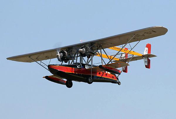 Amphibious Seaplane Sabah