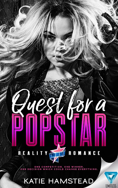 Quest for a Popstar by Katie Hamstead – Cover Reveal