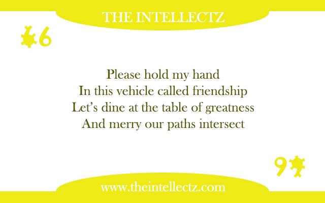 Vehicle of Friendship