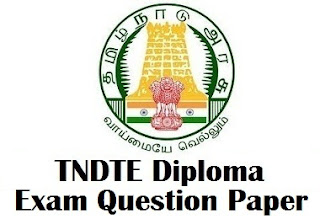 Tamil Nadu DTE Model Question Papers with Answers