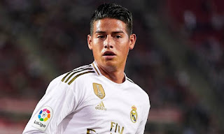 Finally: James reportedly to have medicals at Everton next week