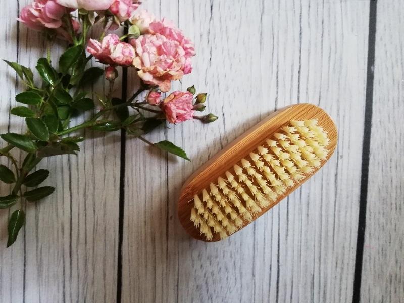 For Your Beauty szczotka do paznokci i stóp
