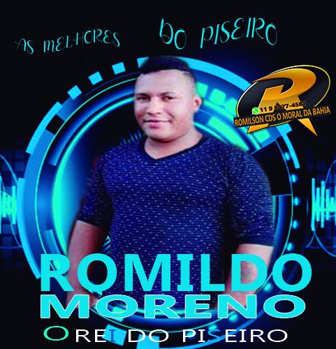 ROMILDO MORENO AS MELHORES DO PISEIRO