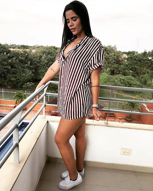 Daniela Isaza Hot & Sexy Pics