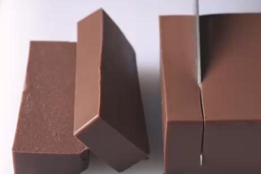 Puding brownies nyokelat