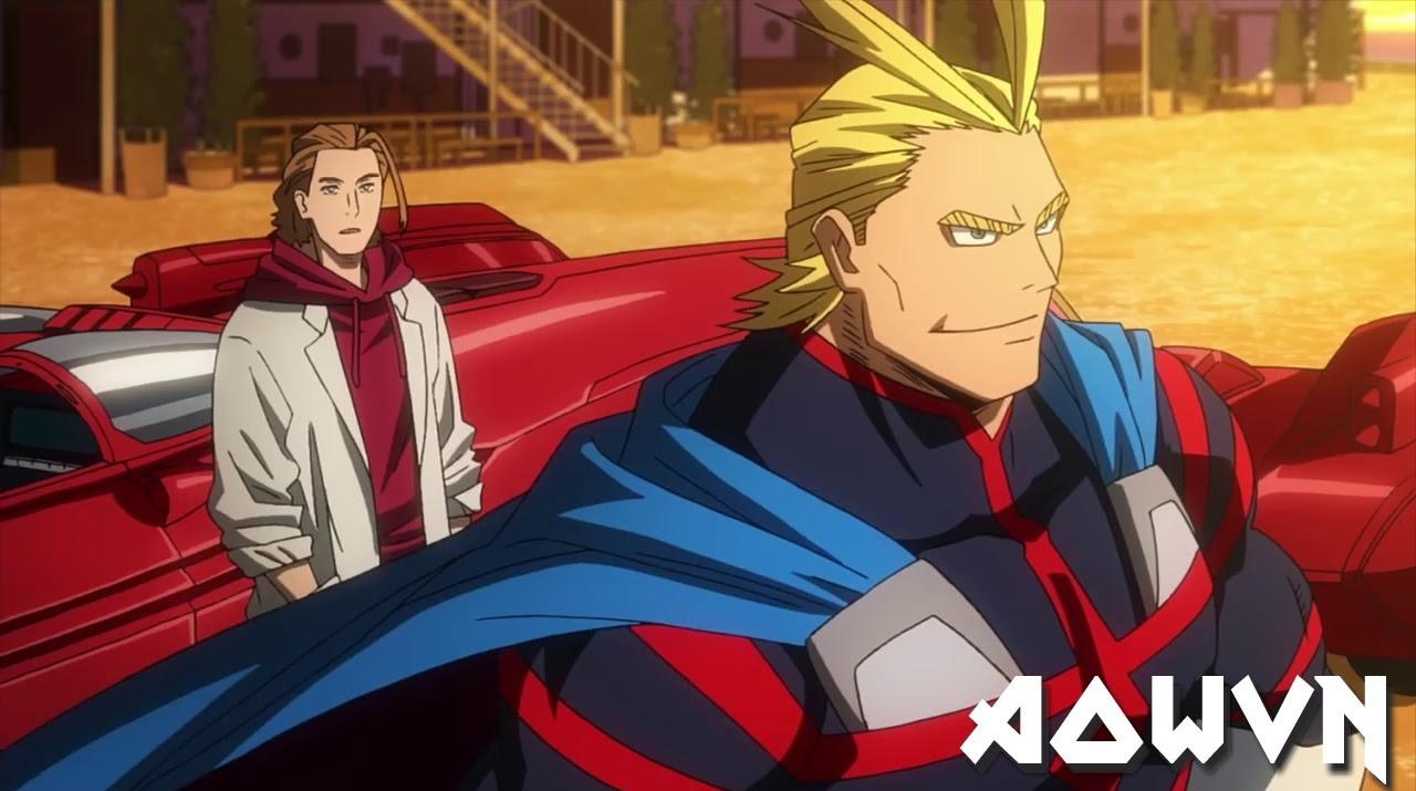 maxresdefault - [ Anime Mp4 ] Boku no Hero Academia The Movie- Futari no Hero ( HD 720 ) | Vietsub