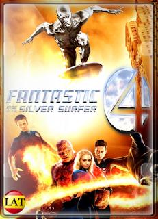 Los 4 Fantásticos y Silver Surfer (2007) DVDRIP LATINO