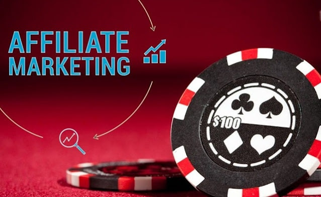 how to recruit affiliate marketers promote online casino