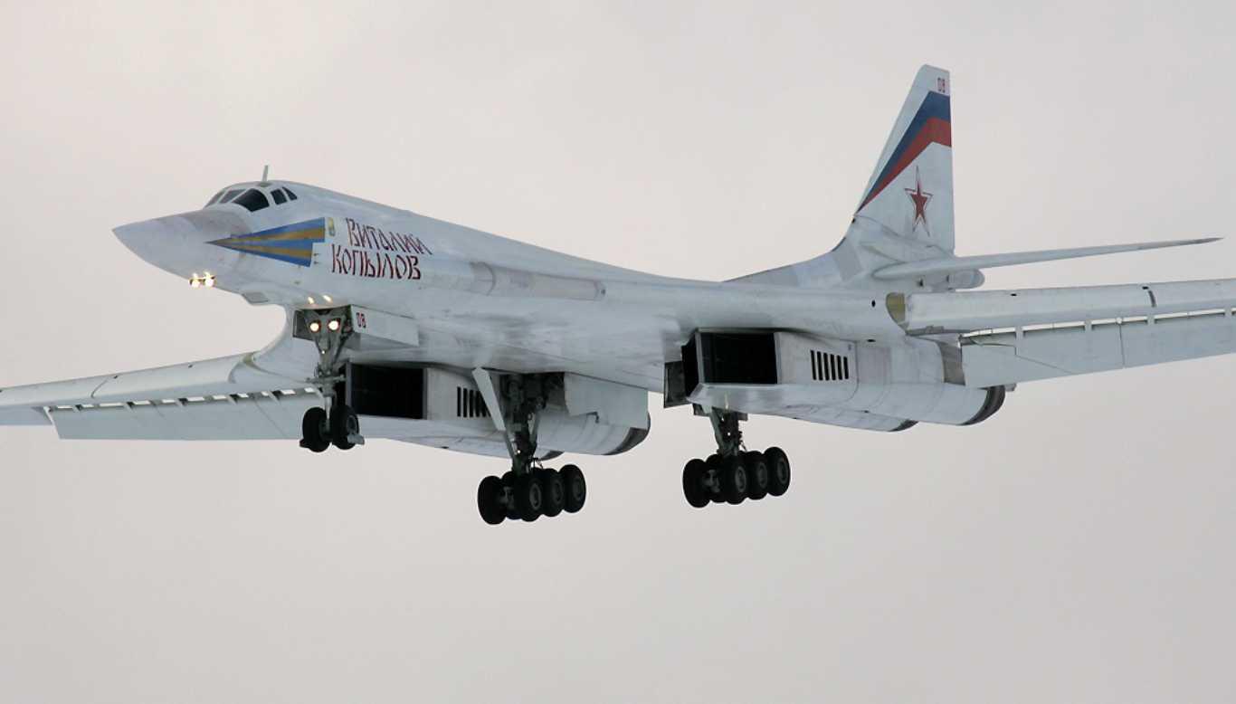 Mata-mata Inggris menyelundupkan rahasia pembom strategis Rusia