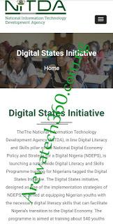 Nitda State initiative