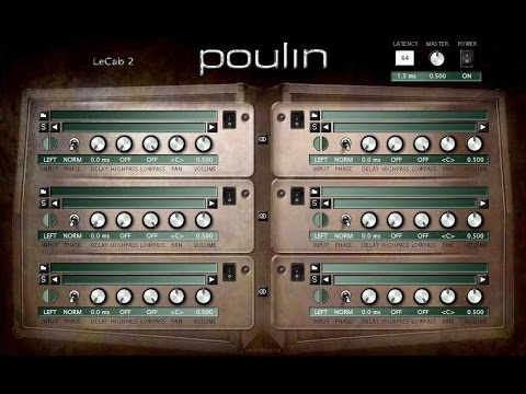 LeCab 2 by Poulin