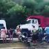 DURO GOLPE!! Aparatoso accidente deja tres muerto y varios heridos en La Vega