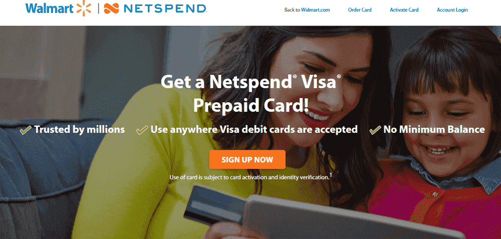 Walmart Prepaid Debit Card From Netspend Visa Card on Netspend Debit Card Balance