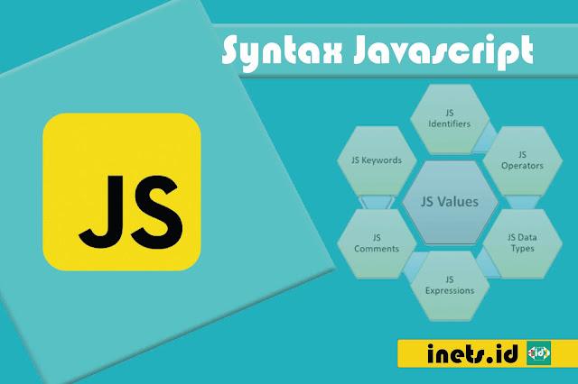 memahami syntax javascript